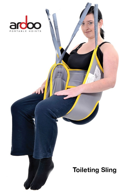 toileting sling
