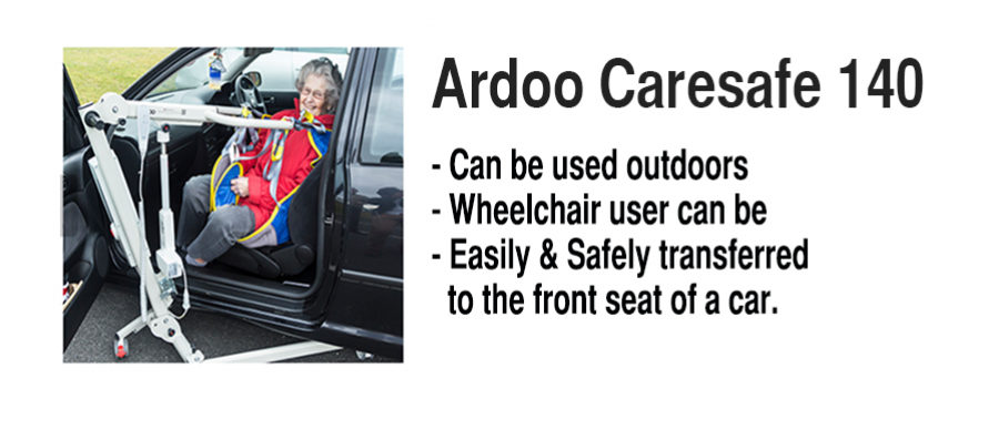 Ardoo Hoists | Ardoo Portable Hoists