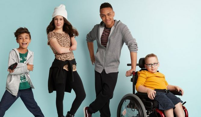 Kohl's has launched a selection of sensory-friendly and adaptive clothing for kids. (Kohl's)